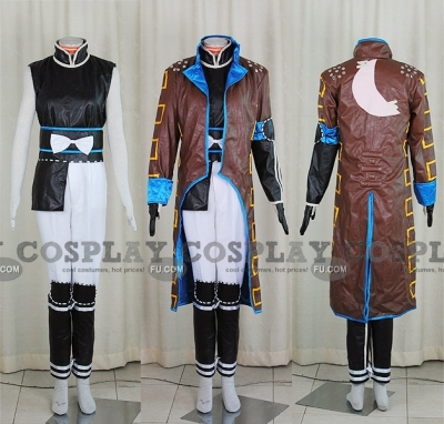 Katakura Costume from Sengoku Basara 2