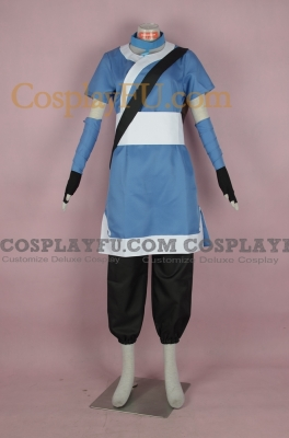 Katara Cosplay (Water Tribe) from Avatar The Last Airbender