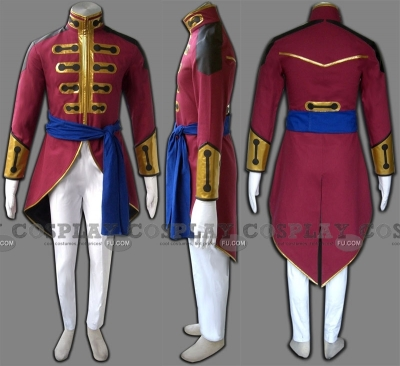 Andreas Cosplay (Britannian Army 147-023) from Code Geass