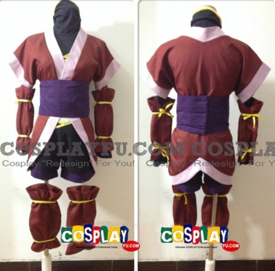 Katen Costume from Bleach