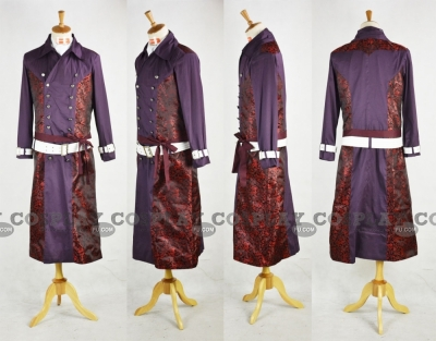 Kazama Cosplay from Hakuouki Shinsengumi Kitan