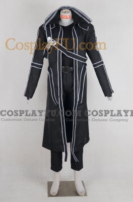 Kazuto Cosplay from Sword Art Online