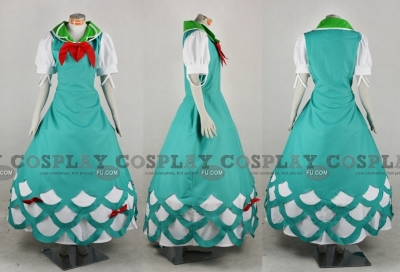 Keine Cosplay from Touhou Project