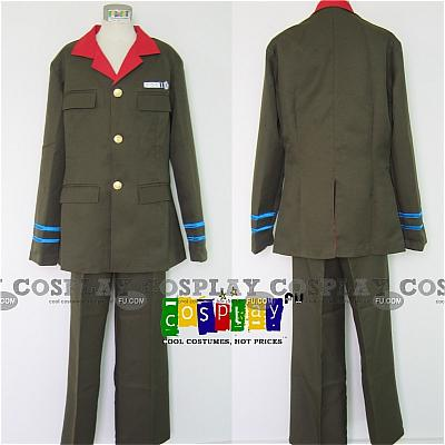 Ken Costume from Katekyo Hitman Reborn