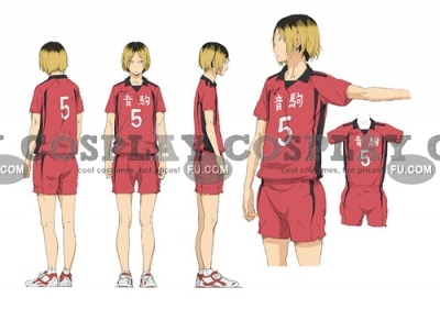 Kenma Cosplay from Haikyu!!