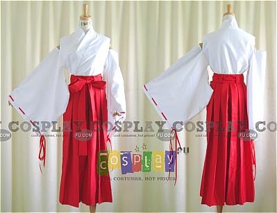 Kikyo Cosplay (Kids) from Inuyasha