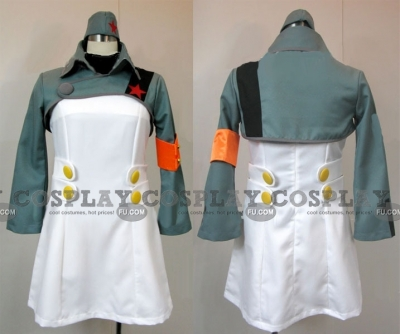 Kinon Costume from Gurren Lagann