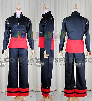 Kira Cosplay (Casual Wear) from Gundam Seed