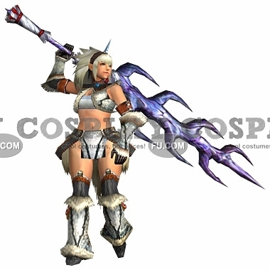 Kirin Cosplay from Monster Hunter
