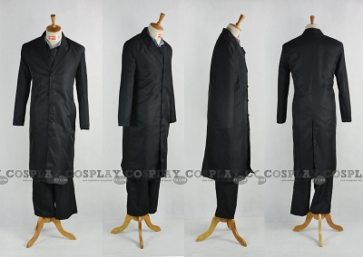 Kiritsugu Cosplay from Fate Zero