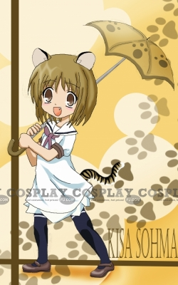 Kisa Cosplay from Fruits Basket