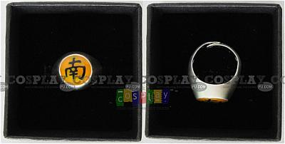 Kisame Ring (Package) from Naruto