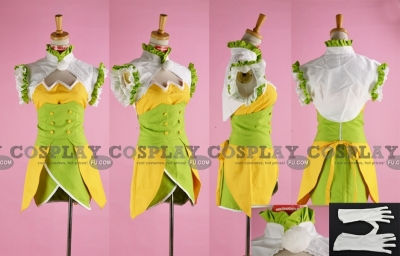 Kisaragi Cosplay(2nd Version) from  The Idolmaster