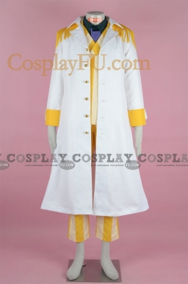 Kizaru Cosplay from One Piece