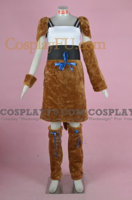 Koga Cosplay from Inuyasha