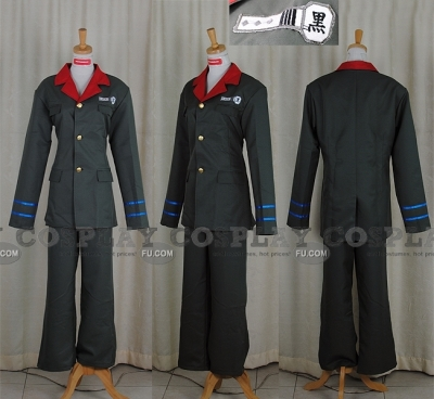 Kokuyo Uniform from Katekyo Hitman Reborn