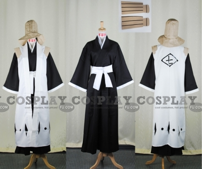 Komamura Cosplay from Bleach