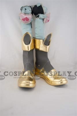 Kon Shoes (C499) from Ixion Saga