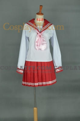 Konata Cosplay (Winter Uniform,Stock) from Lucky Star