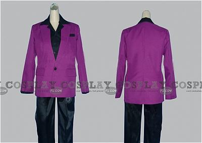 Gavin Cosplay (Purple) from Ace Attorney