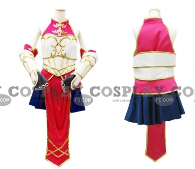 Kosonsan Cosplay from Koihime Muso