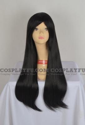Katsura Wig from Gin Tama