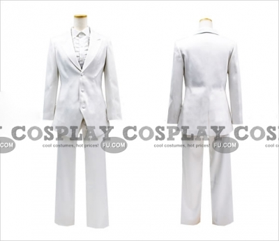 Kotetsu Cosplay (Wedding) from Tiger and Bunny