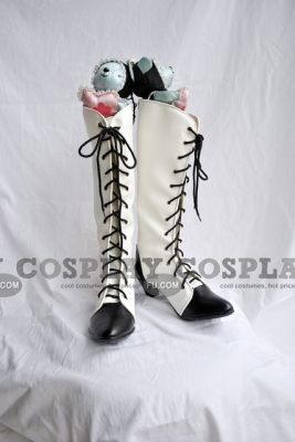 Costume Shoes (C230) from Harukanaru Toki no Naka de