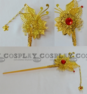 Kougyoku Head Stick Cosplay from Magi