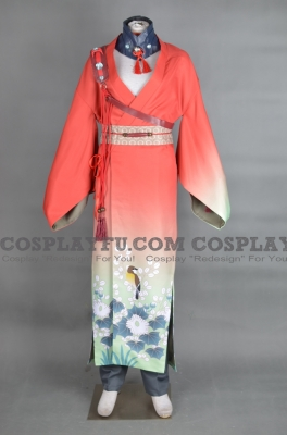 Koujaku Cosplay from DRAMAtical Murder