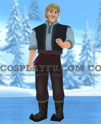 Kristoff Costume from Frozen