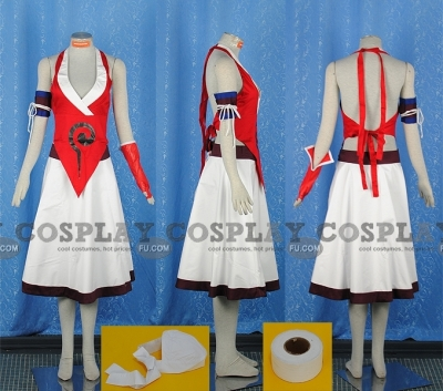 Kukaku Cosplay (Customize) from Bleach
