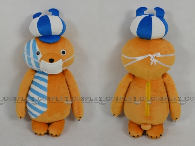 Kumashi Plush Bear from One Piece