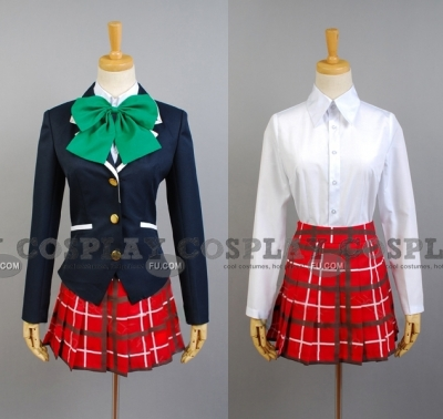 Kumin Cosplay from Love Chunibyo and Other Delusions