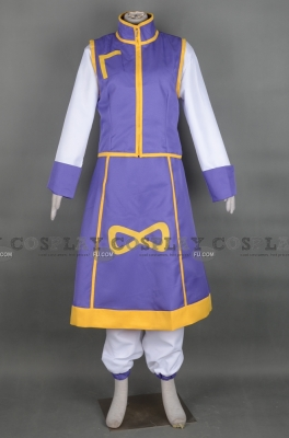 Kurapika Cosplay from Hunter X Hunter