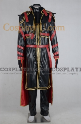 Kurasame Cosplay from Final Fantasy Type 0​