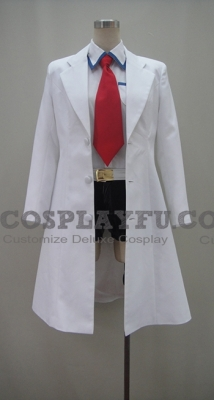 Kurisu Costume from Steins Gate