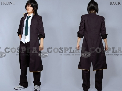 Kuroh Cosplay (2nd) from K