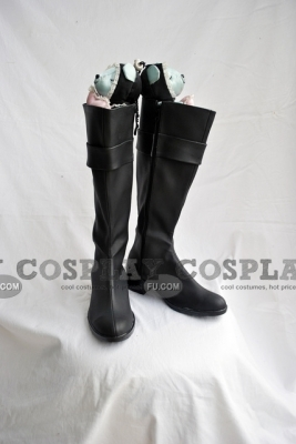 Kuromu Shoes (D079) from Katekyo Hitman Reborn