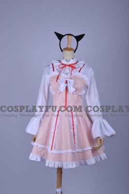 Kuroneko Cosplay ( Kotobukiya Pink) from Oreimo