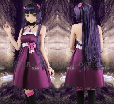 Kuroneko Cosplay (Purple) from Oreimo