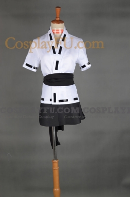 Kushina Cosplay (White) from Naruto