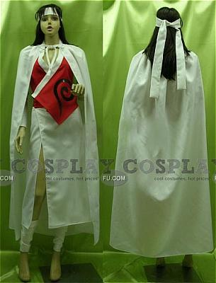 Kuukaku Cosplay from Bleach