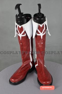 Kyoko Shoes (B183) from Puella Magi Madoka Magica
