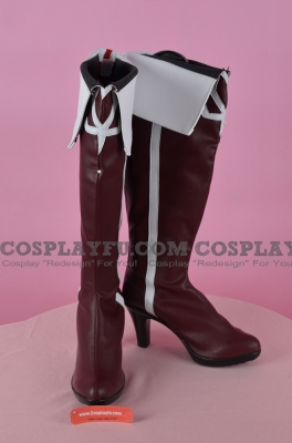 Kyoko Shoes (B208) from Puella Magi Madoka Magica