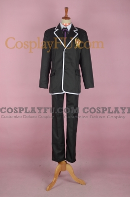 Kyoya Cosplay (Black School Uniform) from Ouran High School Host Club