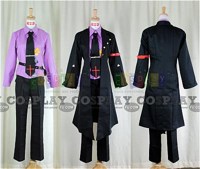 Kyrie Cosplay from Umineko no Naku Koro ni