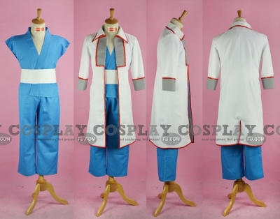Kyubei Cosplay from Gin Tama