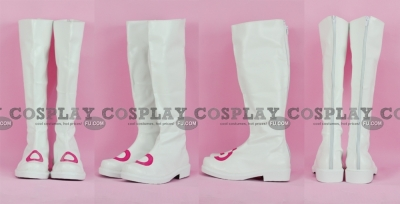 Kyubey Shoes (D061) from Puella Magi Madoka Magica