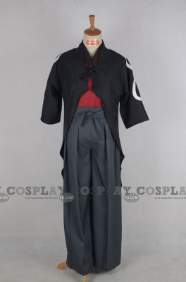 Kyuju Cosplay from Hakuouki